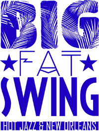 logo big fat swing