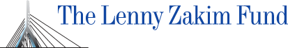 logo of the Lenny Zakim Fund