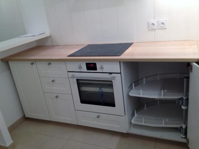 Meuble Angle Cuisine Ikea Metod Idees Deco Maison